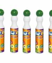 Goedkope x groene bingostiften markers