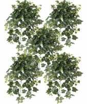 Goedkope x groene hedera helix klimop kunstplanten buiten 10153433