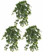 Goedkope x groene witte hedera helix klimop kunstplant buiten 10153435