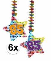 Goedkope x hangdecoratie sterren jaar 10126437