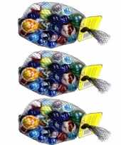 Goedkope x knikkers bonken verschillende formaten kleuren 10157281