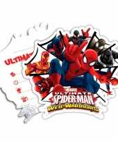 Goedkope x marvel spiderman warriors uitnodigingen