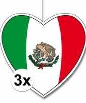 Goedkope x mexico hangdecoratie harten