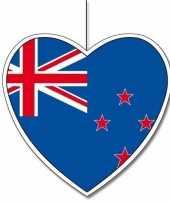 Goedkope x nieuw zeeland hangdecoratie harten 10143561
