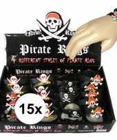 Goedkope x piraten armbandjes kinderen 10104840