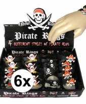 Goedkope x piraten armbandjes kinderen