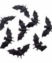 Goedkope x plastic vleermuizen halloween dieren