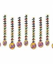 Goedkope x rotorspiralen jaar versiering feestartikelen 10153304