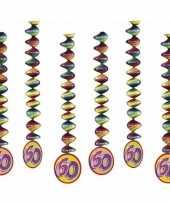 Goedkope x rotorspiralen jaar versiering feestartikelen 10153305