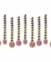 Goedkope x rotorspiralen jaar versiering feestartikelen 10153306