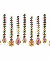 Goedkope x rotorspiralen jaar versiering feestartikelen 10153309