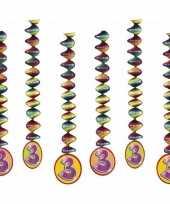 Goedkope x rotorspiralen jaar versiering feestartikelen 10153310