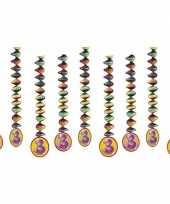 Goedkope x rotorspiralen jaar versiering feestartikelen 10153311
