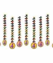 Goedkope x rotorspiralen jaar versiering feestartikelen 10153314