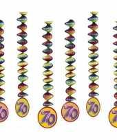 Goedkope x rotorspiralen jaar versiering feestartikelen 10153323