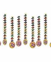 Goedkope x rotorspiralen jaar versiering feestartikelen 10153324
