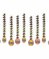 Goedkope x rotorspiralen jaar versiering feestartikelen 10153365