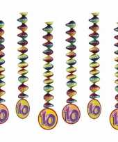 Goedkope x rotorspiralen jaar versiering feestartikelen 10153366