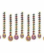 Goedkope x rotorspiralen jaar versiering feestartikelen 10153367