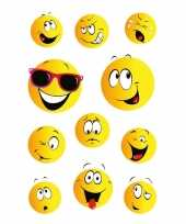 Goedkope x smiley emoticons stickers