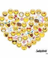Goedkope x smileys hart servetten