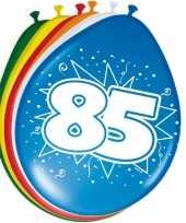 Goedkope x stuks ballonnen versiering jaar 10123063