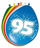 Goedkope x stuks ballonnen versiering jaar 10123066