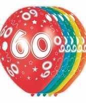 Goedkope x stuks jaar thema versiering heliumballonnen 10130747