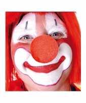 Goedkope x stuks rode clowns neus neuzen foam 10124149