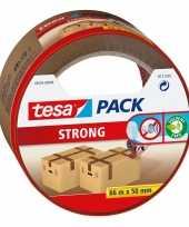 Goedkope x tesa verpakkingstape bruin mtr mm verpakkingsbenodigdheden 10202346
