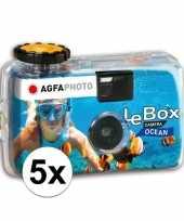 Goedkope x wegwerp onderwater cameras kleuren fotos 10144068