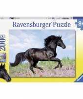 Goedkope xxl paarden puzzel stukjes