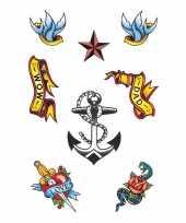 Goedkope zeeman tattoos stuks