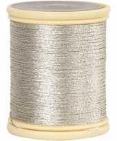 Goedkope zilver metallic draad meter