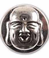 Goedkope zilveren chunk boeddha