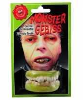 Goedkope zombie gebitje boven onder tanden