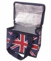 Kleine koeltas union jack united kingdom goedkope sixpack