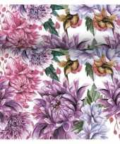 Tafelloper bloemen goedkope meter