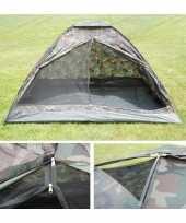 Tent camouflage goedkope personen 10048691