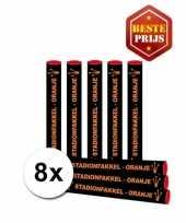 X goedkope bengaalse fakkels oranje